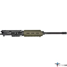 CORE15 COMPLETE UPPER 5.56MM MOE SCOUT 1:7 OD GREEN