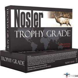 NOSLER AMMO TROPHY GRADE LR .33 NOSLER 265GR ABLR 20-PACK