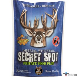 WHITETAIL INSTITUTE SECRET SPOT 4,500 SQ FEET 4LBS