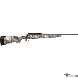 """SAVAGE AXIS II 7MM-08 20"""" MATTE/OVERWATCH SYN ERGO STOCK"""
