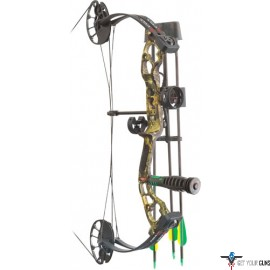 "PSE BOW KIT MINI BURNER YOUTH 16""-26.5""/40# RH MOBU-COUNTRY"