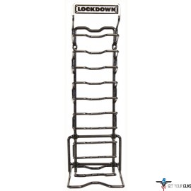 LOCKDOWN MAGAZINE RACK HOLDS 10 AR-15 MAGAZINES