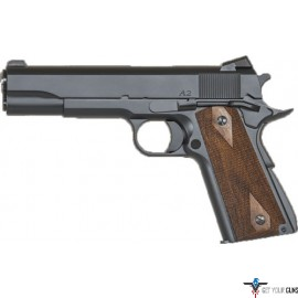 """CZ DAN WESSON A2 .45 ACP 5"""" 7-SHOT BLACK MATTE"""