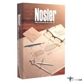 NOSLER RELOADING GUIDE 8TH EDITION