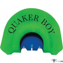 QUAKER BOY TURKEY CALL DIAPHRAGM ELEVATION CUT THROAT
