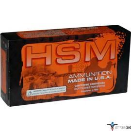 HSM AMMO .218 BEE 50GR. V-MAX 50-PACK