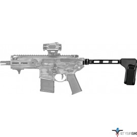 SB TACTICAL BRACE FS1913 PSB BLK 1913 INTERFACE SIG MPX/MCX