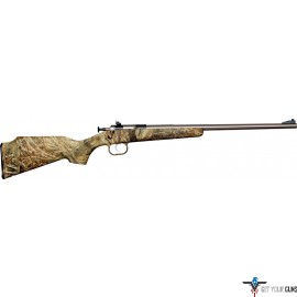 CRICKETT RIFLE G2 .22LR S/S MOSSY OAK DUCK BLIND