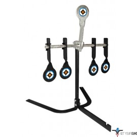 DO-ALL STEEL TARGET REACTIVE .22 AUTO RESET PRO STYLE