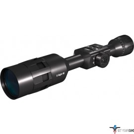 ATN X-SIGHT 4K 5-20X PRO EDTN DAY/NIGHT SMART RIFLE SCOPE