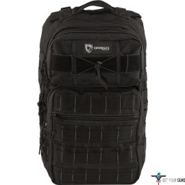 "DRAGO RANGER LAPTOP BACKPACK HOLD UP TO 15"" COMPUTER BLACK"