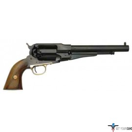 "TRADITIONS 1858 REMINGTON .44 REVOLVER 8"" STEEL FRAME"