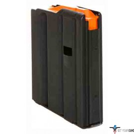 CPD MAGAZINE AR15 5.56X45 5RD BLACKENED STAINLESS STEEL