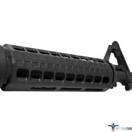 ERGO GRIP 2-PIECE HANDGUARD FOR AR-15 BLACK M-LOK POLYMER