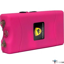 GUARD DOG DISABLER STUN GUN W/ LED LIGHT RECHARGEABLE PINK
