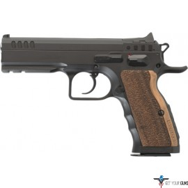 IFG TANFOGLIO STOCK 1 9MM FS 16-SHOT BLUED/BLK SMALL FRAME