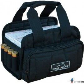 PEREGRINE OUTDOORS WILD HARE DELUXE 4-BOX CARRIER BLACK