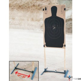 "GPS METAL TARGET STAND 18""-24"" ADJUSTABLE"