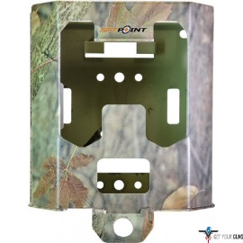 SPYPOINT TRAIL CAM STEEL CAMO SECURITY BOX FOR 42LED CAMERAS