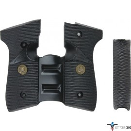 PACHMAYR SIGNATURE GRIP FOR BERETTA 92/96 COMBAT W/GROOVES