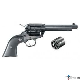 "RUGER SINGLE-SIX CONVERTIBLE .22LR/.22WMR 5.5"" FS BLUED"
