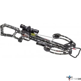 WICKED RIDGE XBOW KIT M-370 ROPE-SLED 370FPS PEAK CAMO