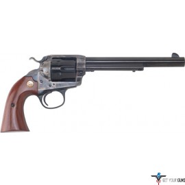 "CIMARRON SAA BISLEY .38/.357 FS 7.5"" CC/BLUED WALNUT"