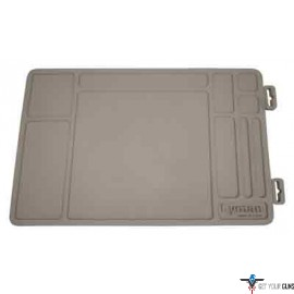 "LYMAN PISTOL MAINTENANCE MAT SYNTHETIC RUBBER 15.75""X10"""