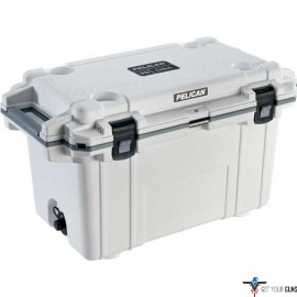 PELICAN COOLER IM 70 QUART ELITE WHITE/GRAY