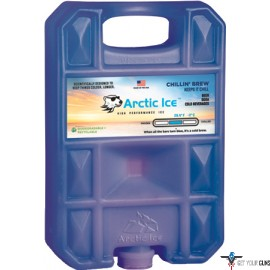 ARCTIC ICE CHILLIN BREW LARGE 2.5LB REUSABLE REFRIGE TEMP