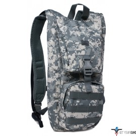 RED ROCK HYDRATION PACK ACU W/2.5-LITER WATER BLADDER