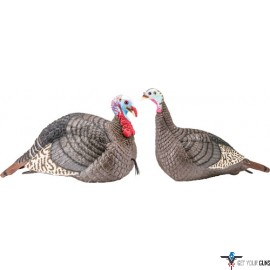 HS STRUT TURKEY DECOY COMBO HEN/JAKE STRUT-LITE