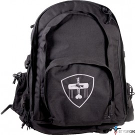 TNW BUG OUT BACKPACK BLACK FOR AERO SURVIVAL FIREARMS
