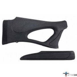REM THUMBHOLE STOCK & FOREND FOR 870 20GA. BLACK SYNTHETIC