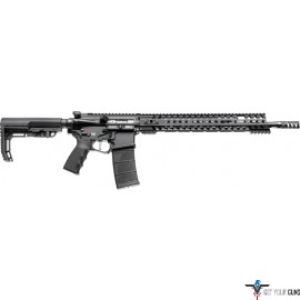 "POF-USA RENEGADE+ 5.56MM NATO 16.5"" 30RD M-LOK BLACK"