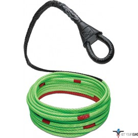 "BUBBA ROPE WINCH LINE 1/4""X40' SYNTHETIC ROPE WINCH USA MADE"