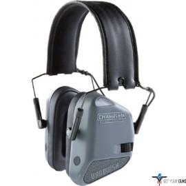 CHAMPION ELECTRONIC NONOSLIM EAR MUFFS 26DB GREY