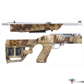 ADTAC RM-4 STOCK RUGER 10/22 TAKE DOWN TACTICAL KRYPTEK