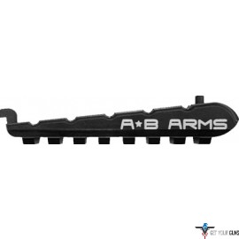 AB ARMS T RAIL PICATINNY RAIL SECTION FOR IWI TAVOR BLACK