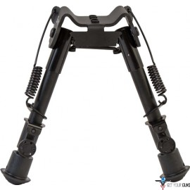"CALDWELL BIPOD XLA 9-13"" FIXED MODEL M-LOK/KEYMOD BLACK"