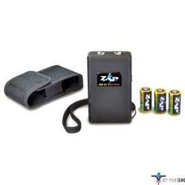 PSP ZAP STUN GUN BLACK 950,000 RED LED ON/OFF INDICATOR