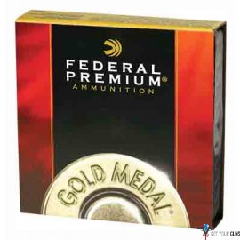 FED PRIMERS- LARGE MAG. RIFLE GOLD MEDAL MATCH 5000PK
