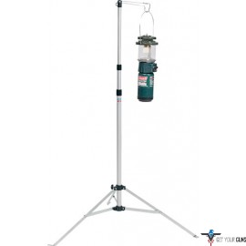 COLEMAN TELESCOPING LANTERN STAND EXTENDS UP TO 7'