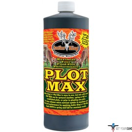 ANTLER KING PLOT MAX PLANT & SOIL CONDITIONER 32FL OZ