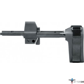 SB TACTICAL BRACE HK PDW BLACK FITS HK MP5/HK53
