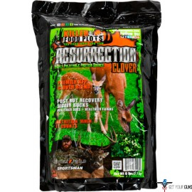 KILLER FOOD PLOTS RESURRECTION CLOVER 1/2 ACRE 6LBS