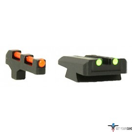 WILLIAMS FIRE SIGHT SET FOR COLT SERIES 80