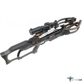 RAVIN CROSSBOW KIT R20 SNIPER PACKAGE GUNMETAL GRAY 430FPS