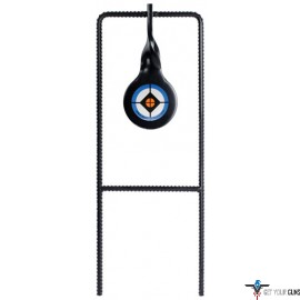 DO-ALL STEEL TARGET REACTIVE .22 SINGLE SPINNER REBAR