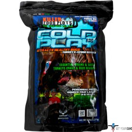 KILLER FOOD PLOTS COLD PLAY 1/2 ACRE 5LBS